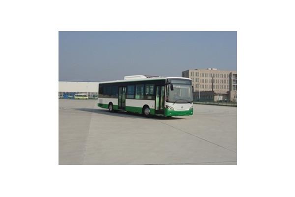 黄海DD6120G27公交车(天然气国四24-45座)