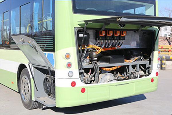 福田欧辉BJ6851EVCA-15公交车(纯电动10-31座)