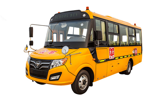 福田欧辉BJ6731S6MFB-1幼儿专用校车(柴油国五24-41座)