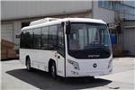 福田欧辉BJ6731EVCA公交车(纯电动10-26座)