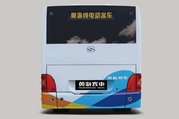 黄海DD6100EV1公交车(纯电动16-33座)
