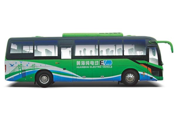 黄海DD6110KEV4客车(纯电动24-52座)