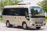 金旅XML5050XLJ15旅居车(柴油国五10-19座)