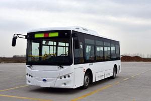 南京金龙NJL6809BEV公交车(纯电动10-28座)