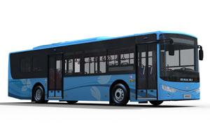 安凯HFF6104G03EV公交车(纯电动16-39座)