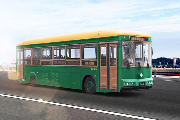 银隆GTQ6123BEVB1公交车