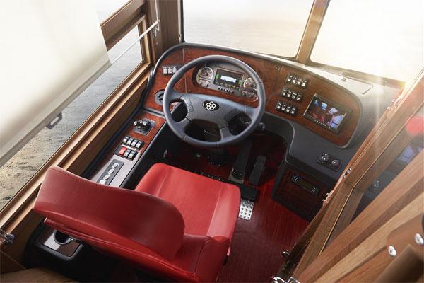 银隆GTQ6123BEVB1公交车驾驶室