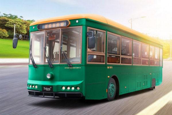 银隆GTQ6123BEVB1公交车右侧