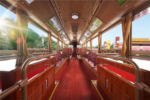 银隆GTQ6123BEVB1公交车座椅区