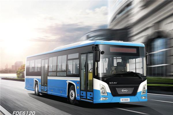 长江FDE6100PBABEV03公交车(纯电动13-37座)