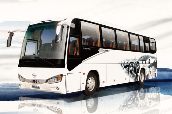 海格海悦KLQ6111客车图