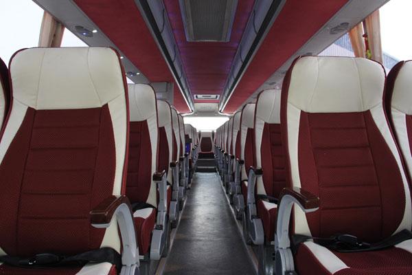 重汽JK6117H5A客车乘客座椅