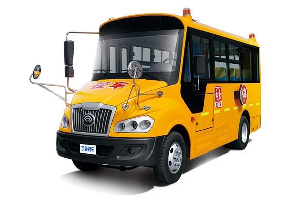 宇通ZK6579DX529小学生专用校车(柴油国五10-19座)
