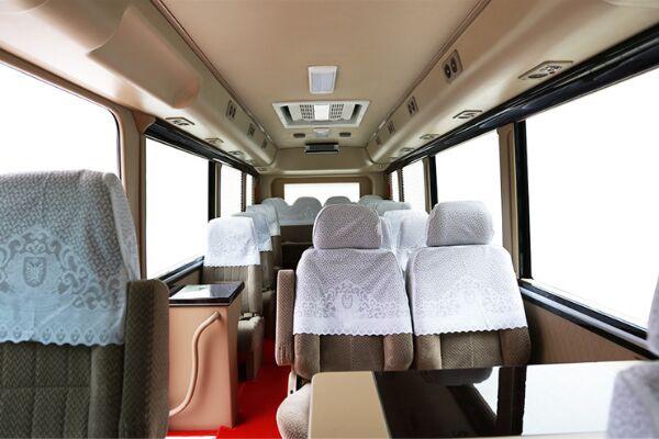 比亚迪BYD6710HLEV客车(纯电动10-22座)