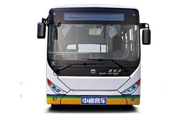 中通LCK6809EVGW公交车(纯电动10-27座)