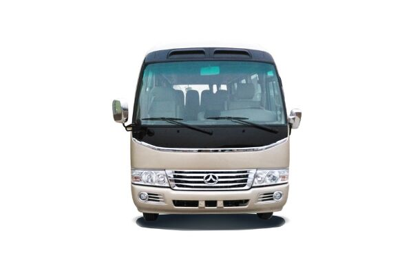 晶马JMV6730CF客车(柴油国五10-23座)