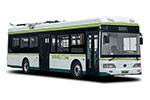 扬子江WG-D61U新型双源无轨电车(纯电动28-38座)