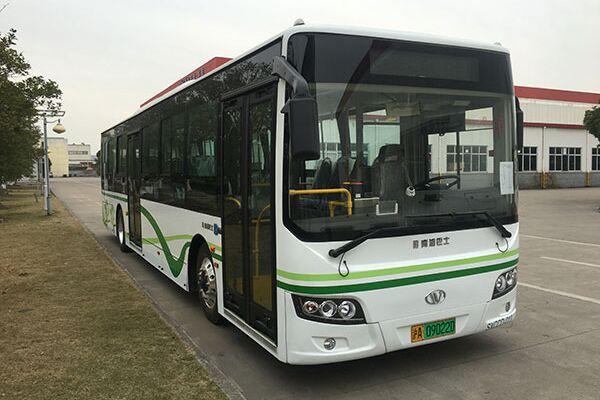 万象SXC6120GBEV8公交车(纯电动10-50座)