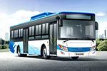 南京金龙NJL6100BEV43公交车(纯电动10-37座)