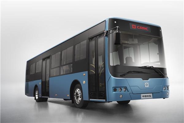 中车电动TEG6129BEV05公交车(纯电动10-38座)