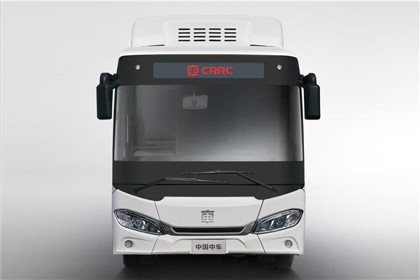中车电动TEG6851EHEV02公交车(柴油/电混动国五15-31座)