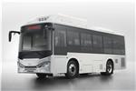 中车电动TEG6851EHEV06插电式公交车(柴油/电混动国五10-27座)