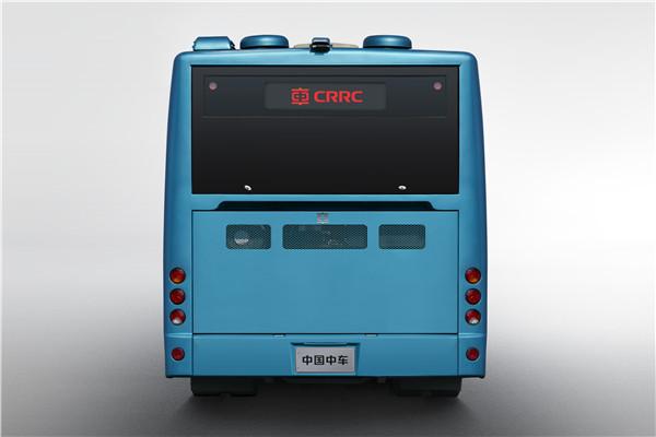 中车电动TEG6129EHEV12插电式公交车(柴油/电混动国五10-42座)