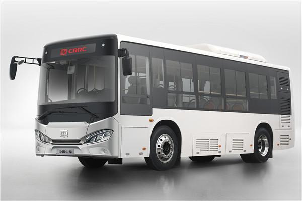 中车电动TEG6851BEV27公交车(纯电动10-27座)