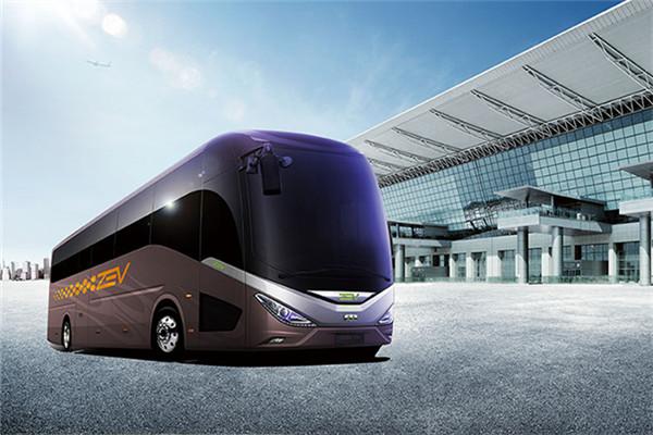 中植CDL6110LRBEV4客车(纯电动24-46座)