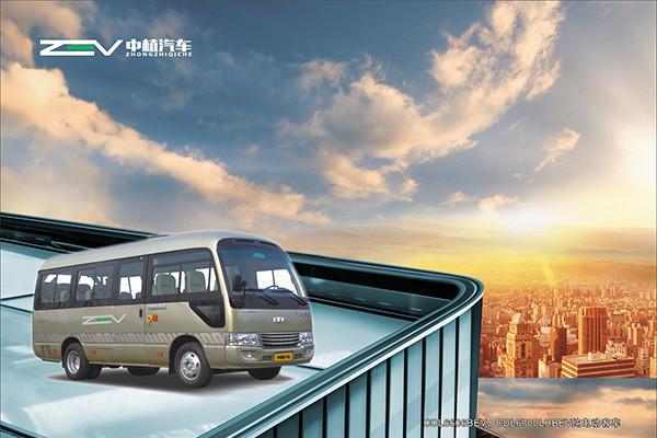 中植CDL6700LRBEV客车(纯电动10-22座)