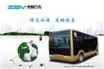 中植CDL6607UWBEV公交车(纯电动13-17座)