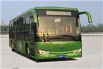 陆地方舟RQ6100GEVH2公交车(纯电动21-38座)