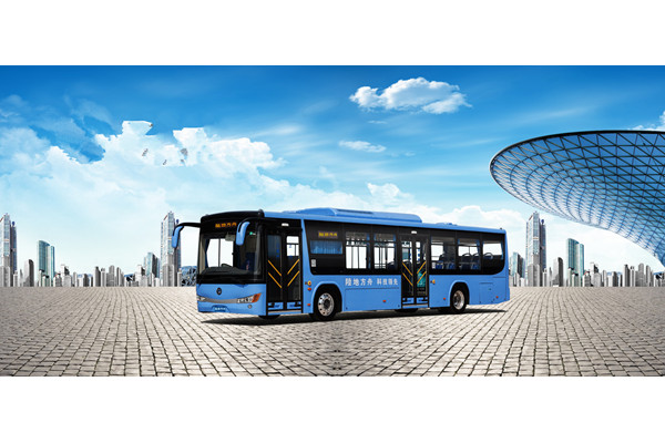 陆地方舟RQ6120GEVH2公交车(纯电动10-35座)