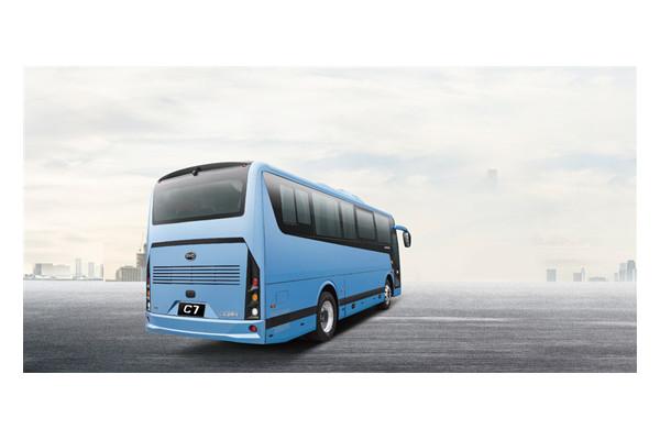 比亚迪BYD6900HLEV1客车(纯电动24-38座)