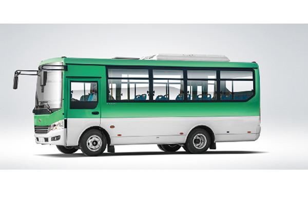 安凯HFF6669GDE5FB公交车(柴油国五10-24座)