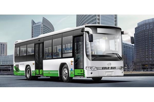 安凯HFF6100GDE5B公交车(柴油国五24-41座)