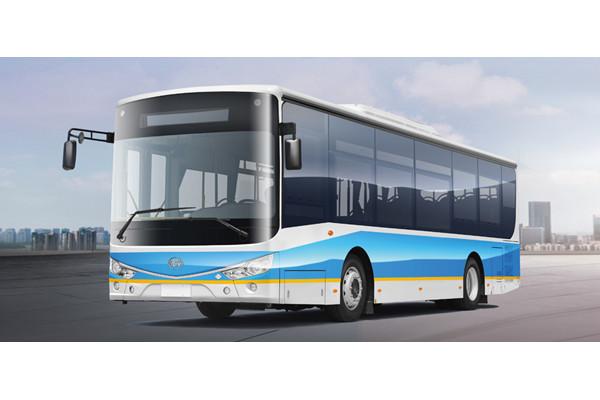 安凯HFF6120G04DE5公交车(柴油国五25-46座)