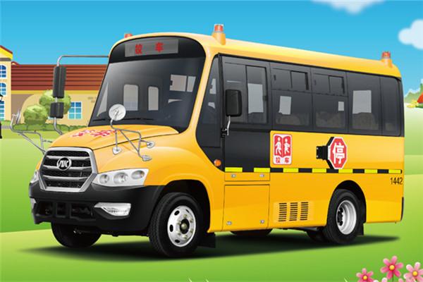 安凯HFF6691KX5小学生专用校车(柴油国五24-28座)