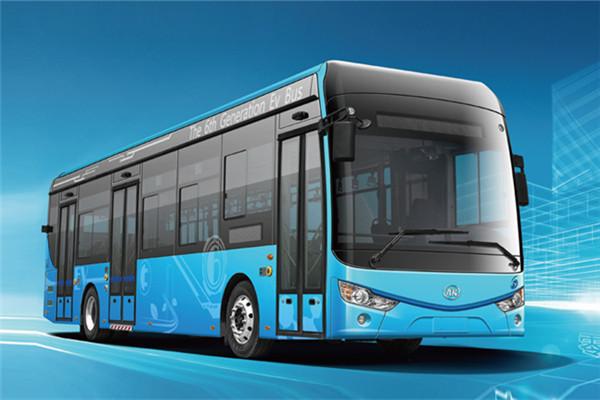 安凯HFF6650GEV2公交车(纯电动10-17座)