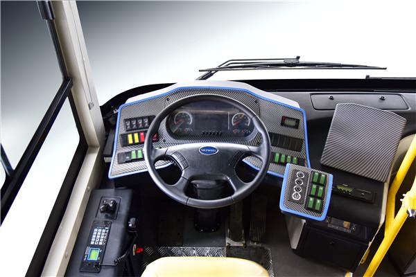 南京金龙NJL6100EV1公交车(纯电动19-37座)