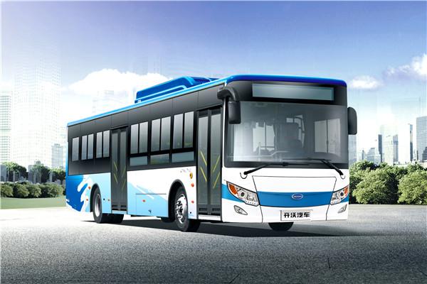 南京金龙NJL6100EV8公交车(纯电动19-37座)