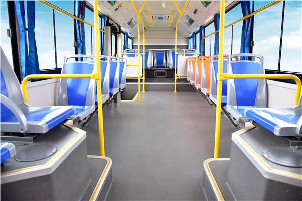 南京金龙NJL6100EVG公交车(纯电动19-37座)