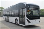 申沃SWB6128FCEV01低地板公交车(燃料电池22-40座)