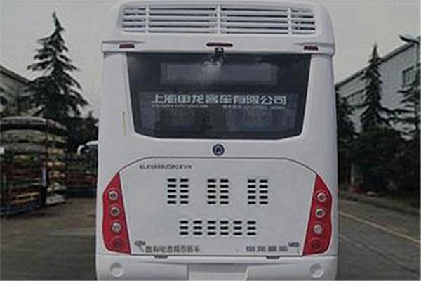 申龙SLK6129UQFCEVH公交车(燃料电池21-41座)