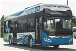 宇通ZK6125FCEVG3公交车(燃料电池25-43座)
