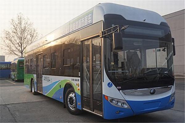 宇通ZK6125FCEVG7低入口公交车(燃料电池21-40座)