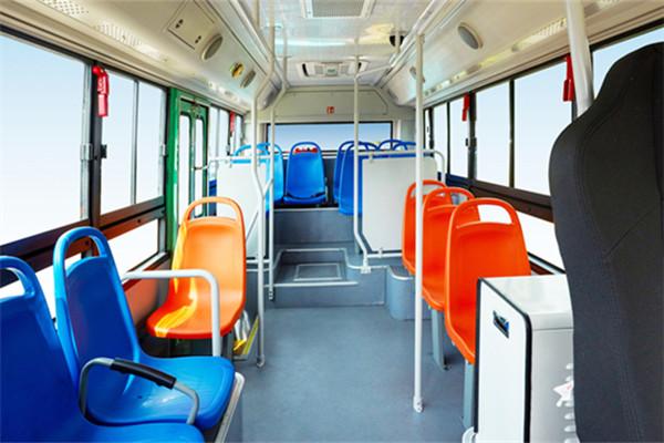 海格KLQ6109GAEVN8公交车(纯电动21-40座)