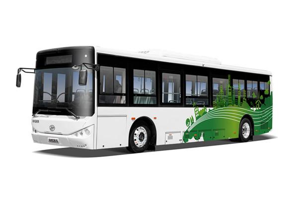 海格KLQ6109GAEVN10公交车(纯电动21-40座)