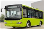 海格KLQ6850GAHEVC5K插电式公交车(天然气/电混动国五14-28座)