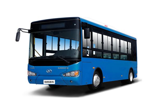 海格KLQ6800GEVN7公交车(纯电动15-27座)